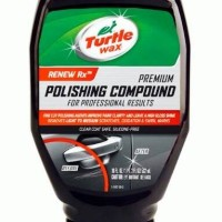 Turtle Wax Premium Polishing Compound