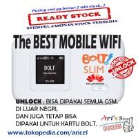 MODEM WIFI 4G BOLT SLIM | HUAWEI E5372 | UNLOCK | TANPA PERDANA BOLT | BARU | MURAH