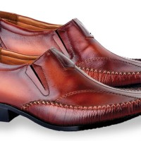 harga sepatu kerja kantor pantofel formal / casual pria kulit [kode produk : GIR 320] ayotaya Tokopedia.com