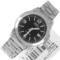 casio mtp 1215a-1adf jam analog original resmi garansi 1 tahun murah