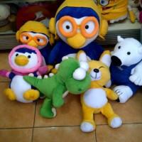 harga Boneka Pororo (pororo,petty,crong,eddy,pobby) Tokopedia.com