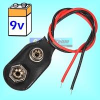Kancing Baterai 9v Batere Kotak Konektor Tutup Terminal Soket Battery
