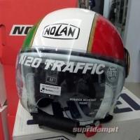 harga Helm Nolan N20 Italy, helm retro vespa not arai, shoei, HJC, ink, kyt Tokopedia.com
