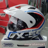 harga Helm X-LITE X551 supermoto not Arai AGV Shark Shoei, helm full face Tokopedia.com