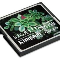 harga Kingston Cf Memory Card Elite Pro 133x 32gb Tokopedia.com