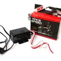 Relay lampu HAZARD / SEIN Motor untuk TOURING - RACE SPEED