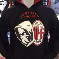 Hoodie AC Milan Fans Curva Sud