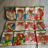 Komik Princess Army 1 - 12 tamat. Miyuki Kitagawa Manga