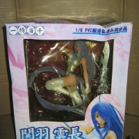 Kanu Unchou China Dress Ver. Ikkitousen Battle Vixens Action Figure