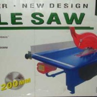 harga Table Saw Mollar 200mm Tokopedia.com