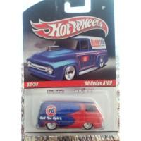 Hot Wheels Slick Riders 66 Dodge A100