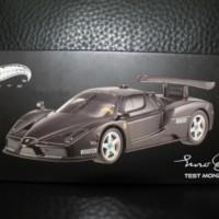 Hot Wheels Elite Ferrari Enzo F140 Testcar Monza 2003 Hitam 1:43