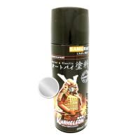 Samurai Paint - Decorative Chrome C018** Top Coat - Cat Aerosol