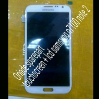 LCD + Touchscreen samsung galaxy note 2 n7100
