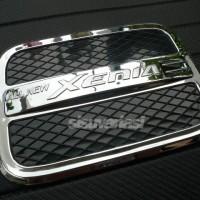 harga Tank Cover Daihatsu All New Xenia Hitam Tokopedia.com