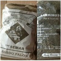 Jamu Jawa Sambiroto / Sambiloto cap Semar Sabdo Palon