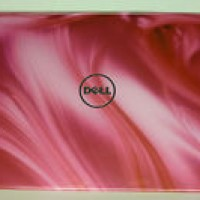 Dell Inspiron 15R N5110 Switch Studio Back Cover Pink La Paz-itive Lid
