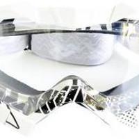 Snail Kaca Mata Goggle MX30 - Putih