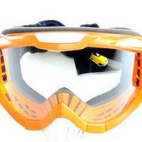 Snail Kaca Mata Goggle MX44 - Orange