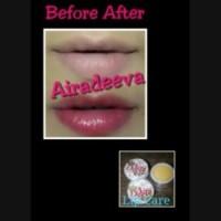 Lipcare Aira Deeva (Aman, Bibir merah alami)