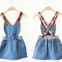 Baju Anak - Mouse Overall (GI-594)