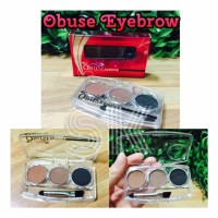 OBUSE Eye brow Powder made in thailand