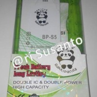 Baterai Rakkipanda For Advan Vandroid  S5 Bp-s5 Double Power 4000mah