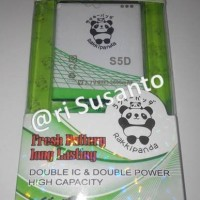 Baterai Rakkipanda for Advan Vandroid S5D Double Power 3800mAh