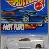 harga Diecast Hot Wheels Tail Dragger ( Putih ) Hot Rod Magazine Series Tokopedia.com