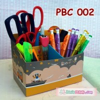 DIY Paper Pencil Box Case Kits Beautiful -Organizer Alat Tulis -PBC002
