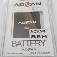 Batre Advan Vandroid S5H Android Original Baterai / Baterry