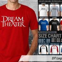 harga Kaos Distro Oceanseven - Dream Theater Tokopedia.com