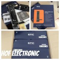 harga Kunci Pintu Digital Otomatis EPIC ES-809L Tokopedia.com