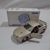 TOMICA NISSAN SKYLINE GT-R R34