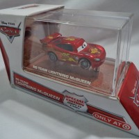 CARS RS TEAM LIGHTNING McQUEEN SPECIAL EDITION