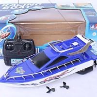 Racing Boat Remote Control /Mainan Remote control