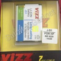 Baterai Vizz Js-1 2800mah Blackberry Davis 9220/samoa 9720