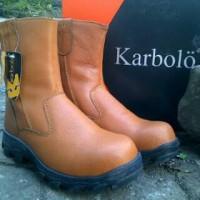 Sepatu Safety Proyek/Boot Karbolo & King