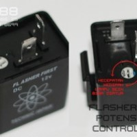 Flasher Led With Potentio Mantab