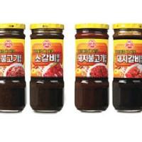 Korean BBQ Suce Beef (Saus BBQ Ala Korea Untuk Daging Sapi)