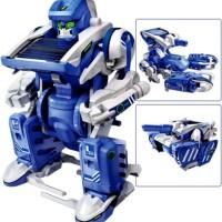 Solar Robot 3 in 1