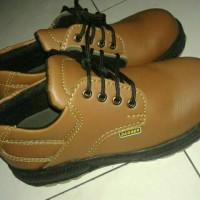 Hot Produk Sepatu safety mocca