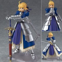 Max Factory Figma Fate Stay Night Saber 2.0 MISB