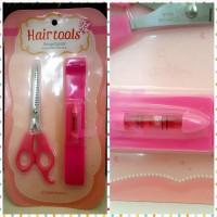 Gunting Poni Ala KOREA/Hairtools Bangs cut Kit Etu
