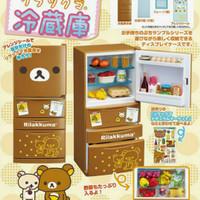 harga Re-ment Rilakkuma Refrigerator Kenop Japan Imported Tokopedia.com
