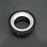 Adapter M42 to FUJI FX
