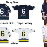 harga Baseball Jersey Super Junior Ss6 Tokopedia.com