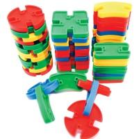 harga Mainan Yaohui Toys Model Tazos  - Lego Brick Block Usia > 3 Tahun Tokopedia.com