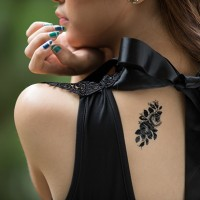 BLOSSOM - Temporary Tattoo Import