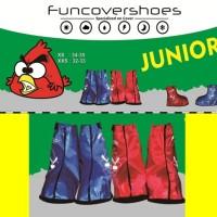 Cover Shoes / Jas Hujan Sepatu Untuk Anak FUNCOVER Junior